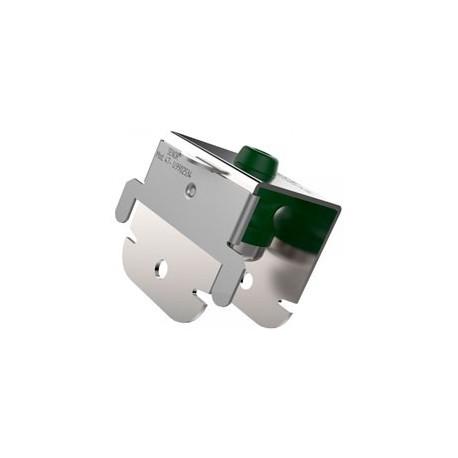 Aislador acústico para techo SE-4360DS-M6 47mm VERDE