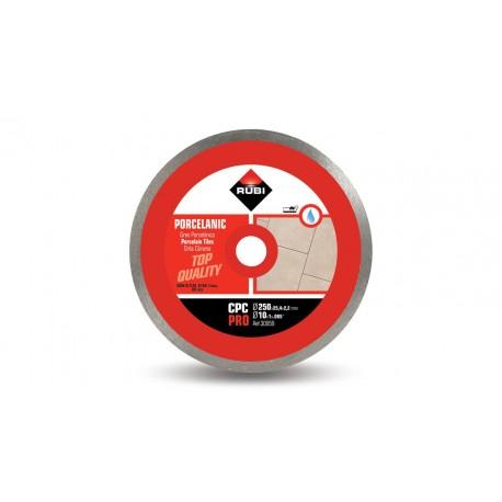 Disco de corte al agua CPC 250mm PRO RUBI