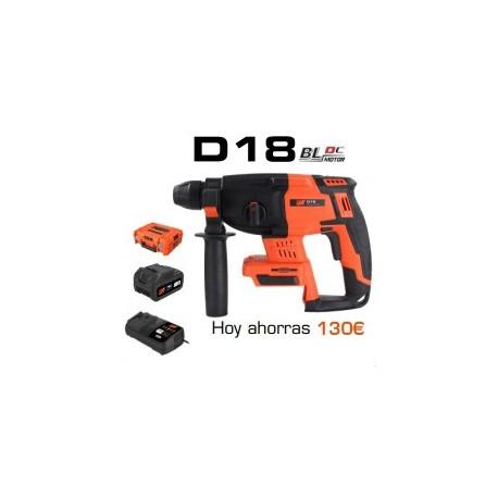 Martillo Electroneumático D18 SPIT SDS+