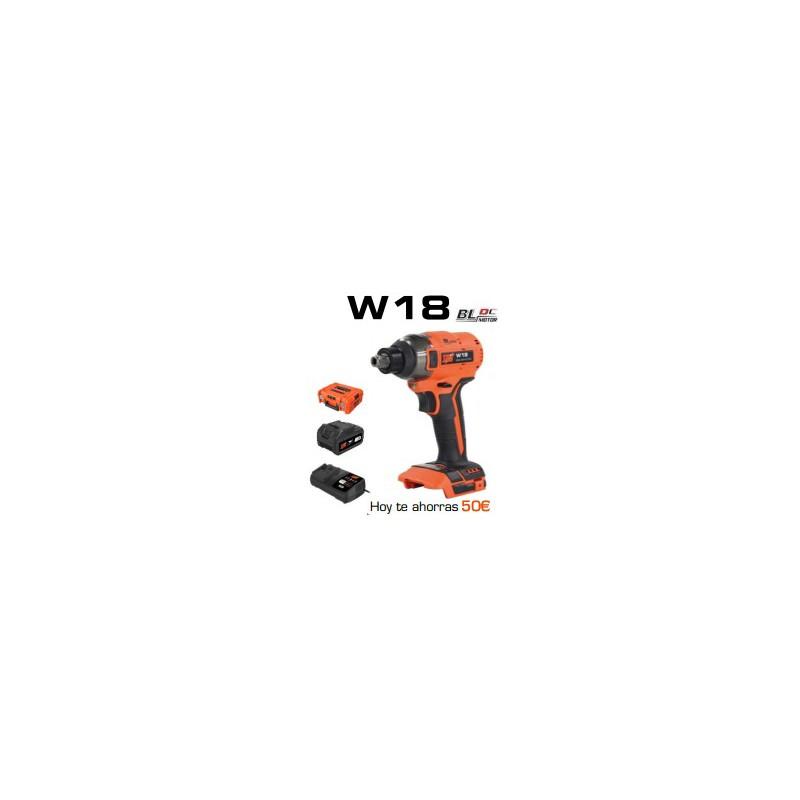 W18 Atornillador impacto