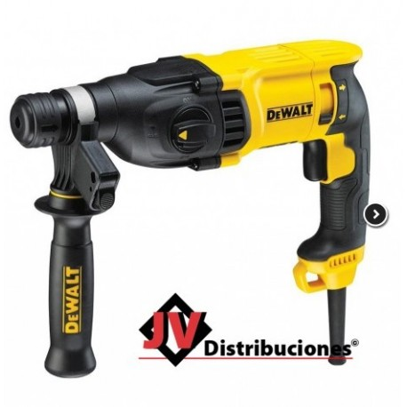MARTILLO LIGERO COMBI 800W - 26MM 2,8J DEWALT