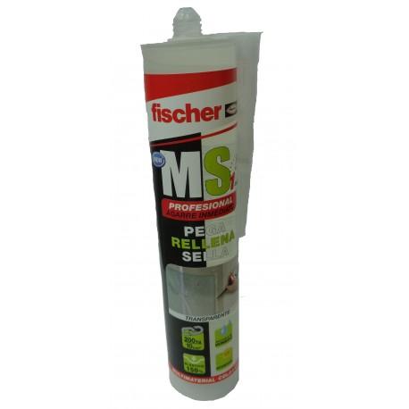 MS PROFESIONAL TRANSPARENTE FISCHER (290 ml.)