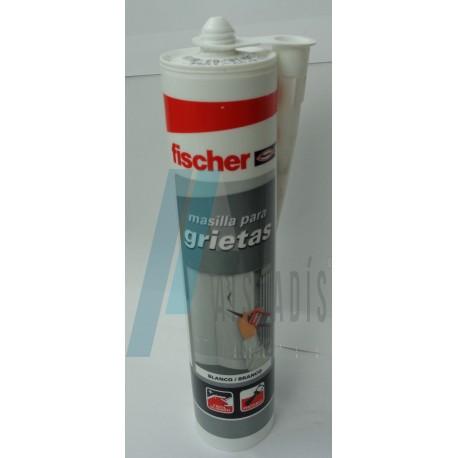 MASILLA GRIETAS BLANCO FISCHER (300 ml.)
