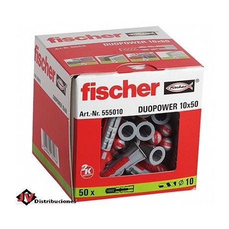 TACO DUOPOWER 10 x 50 FISCHER(50 UDS.)