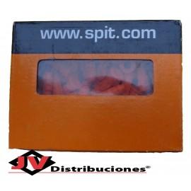 TACO SPIT NYL 6X30 COL (100 UDS.)