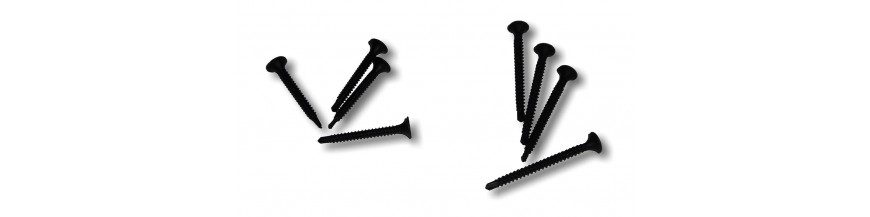 Fijaciones y tornillos