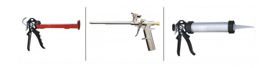Pistolas de sellado